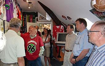 Fußballmuseum Springe