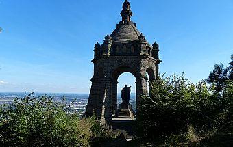 Kaiser-Wilhelm-Denkmal Porta Westfalica